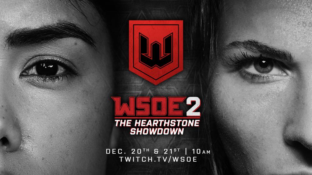 WSOE 2: The Hearthstone Showdown